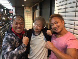 スポーツトレーナー澤口一貴さんとシュワルツ浅井さん